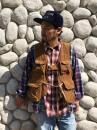 Game Vest (11W Corduroy)