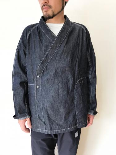 【Needles】 Samue Jacket (6.5oz Denim)