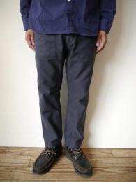 New Barefoot Fatigue Pants (Navy)