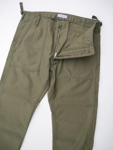 【 30% OFF】 New Barefoot Fatigue Pants (Olive)