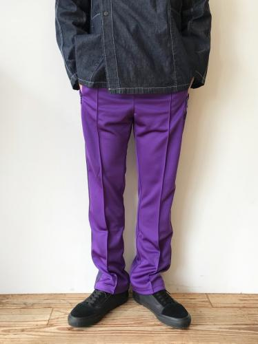 Narrow Track Pant (Poly Smooth)