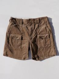 "Ranger Short (14W Corduroy) ""Khaki"""