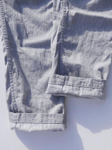 Ground Pant (Cotton Twill)