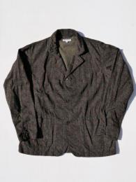 "Loiter Jacket (Java Cloth) ""Olive Floral"""