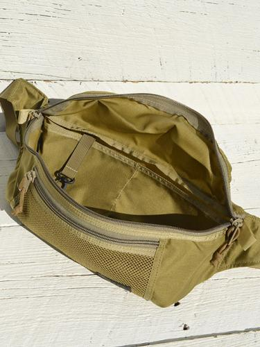 Mesh Waist Bag (Coyote Tan)