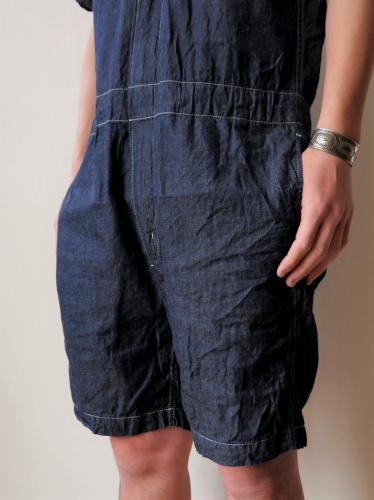 Combi Suit (Lt. Weight Denim)