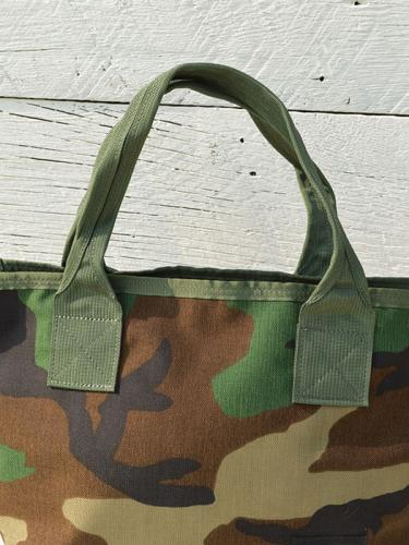 MINI TOTE BAG (Woodiand Camo)
