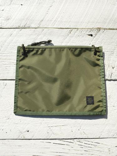 2WAY POUCH (Olive Drab)