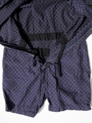 Combi Suit (Diamond Jacquard)