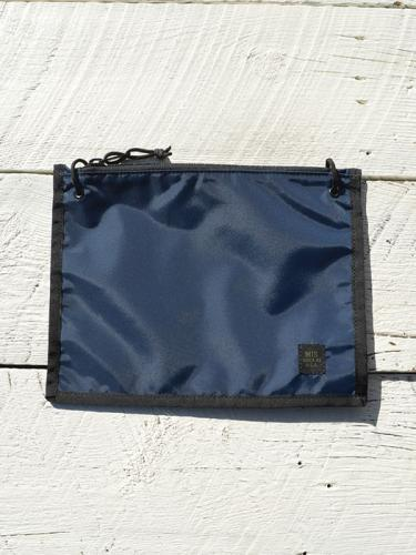 2WAY POUCH (Navy)