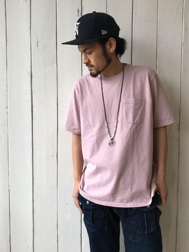 【MONITALY】 S/S Pocket Tee