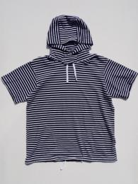 Short Sleeve Hoody (St. Cotton Jersey)