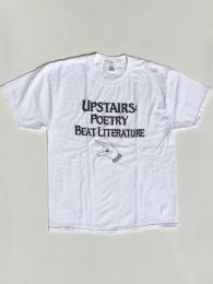 【City Lights Bookstore】 Season S/S Tee (UP STARS)