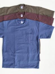 【Cal Cru】 Ridge S/S Pocket T-Shirts
