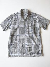 Camp Shirt (Afghan Print)