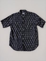 Copley Shirt (Leaf Print)