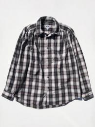 Painter Shirt (Cotton Shadow Plaid)