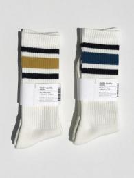 【decka quality socks】 80's Skater Socks