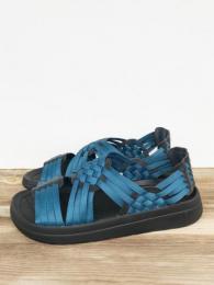 "【Malibu Sandals】 Canyon (Nylon Weave) ""Azul"""