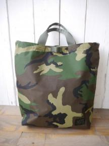WATERPROOF CARRYING BAG (Woodland Camo)
