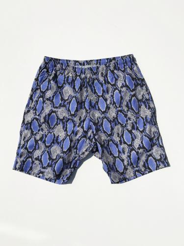 Swim Short (Nylon Tussore / Print)