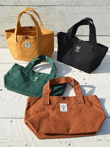 Mini Tote (Cotton Canvas / Paraffin Coating)
