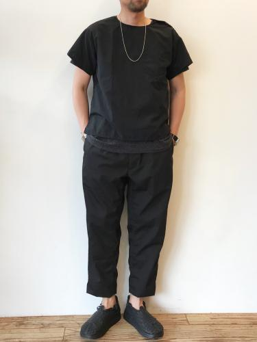 【RANDT】 Pop Over Shirt (Taslan Nylon 2ply)