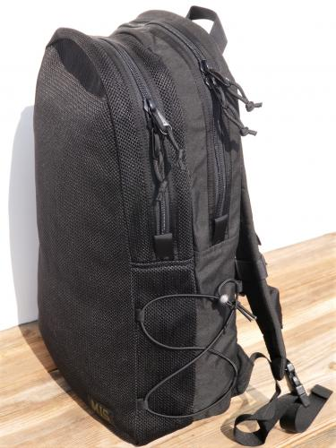 Mesh Backpack  (Black)