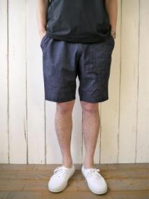 "Dou MIL Shorts (Cool Dots) ""Navy"""