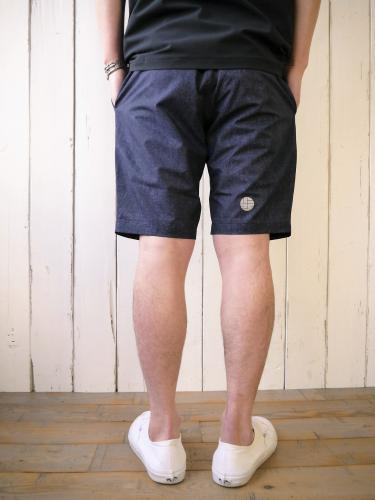 "【 30% OFF】 Dou MIL Shorts (Cool Dots) ""Navy"""