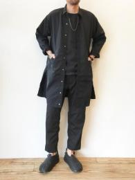 【RANDT】 Long Shirt (Taslan Nylon 2ply)