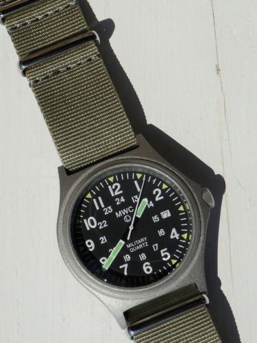 【MWC】 Genuine G10 Watch