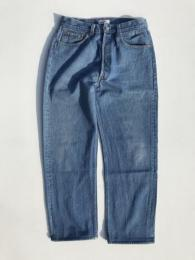 【KNIFEWING】 USA Levi's 501 Wide Tapered Pants (S)