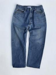 【KNIFEWING】 USA Levi's 501 Wide Tapered Pants (M)