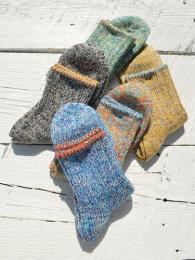 6 Color Twister Socks