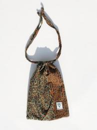 NAT-U-RAL SP String Bag (Leopard Print)