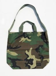 WATERPROOF CARRYING BAG (Woodland Camo)