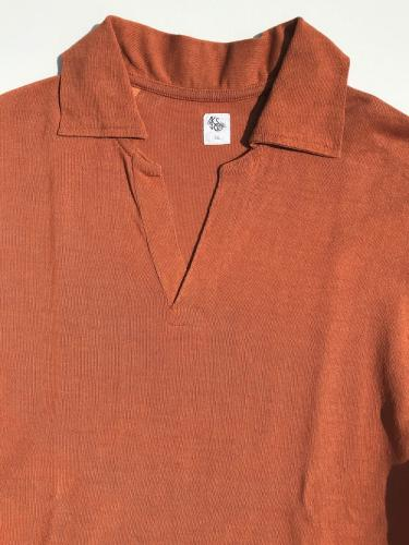 Skipper Shirt (Rust)