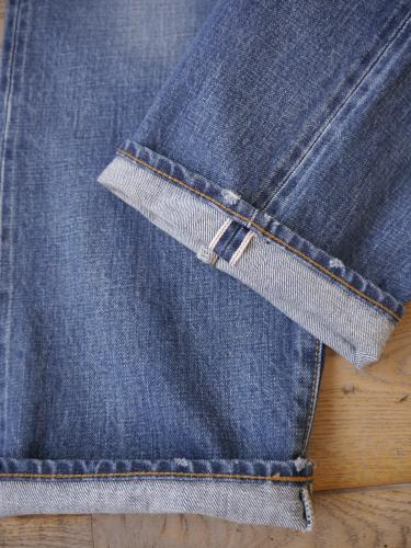 5 Pocket Roll Up Denim (Used)