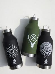 Water Bottle Thermos (600ml)