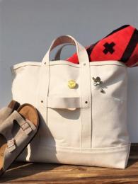 【Boston Bag co.】 The Original Boston Bag