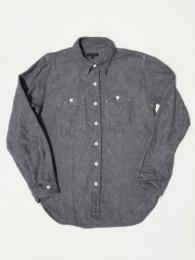 Work Shirt (Solid Flannel)