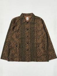 "Hunting Shirt (Flannel Pt.) ""Leopard"""