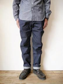 Ground Pant (12oz Cone Denim)
