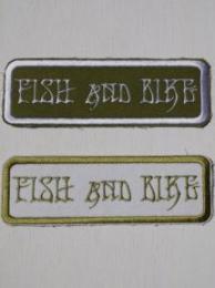 Emblem (Fish & Bike)