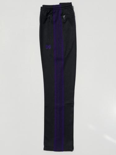 "Narrow Track Pant (Poly Smooth) ""Black"""