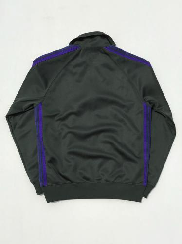 "Track Jacket (Poly Smooth) ""Green"""