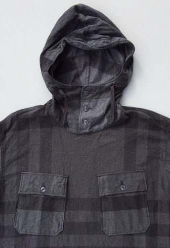Cagoule Shirt (Big Plaid)