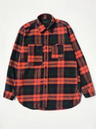 Work Shirt (Cotton Twill Plaid)
