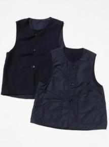 Over Vest (20oz Melton / Nyco Ripstop)